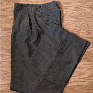 Banana republic wool wife leg stretch pants